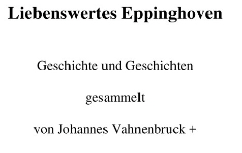 Liebenswertes_Eppinghoven